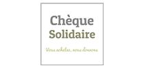Social Good Week 2014 - Partenaire - cheque solidaire