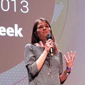 Social Good Week 2013 - Lea Thomassin